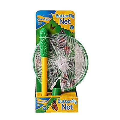 Insect Lore Butterfly Net Toy: Toys & Games