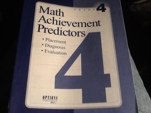 Download Options Math Achievement Predictors: Book 4 ebook