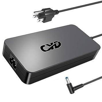 Amazon.com: Qyd 120 W Cargador de portátil reemplazo para hp ...