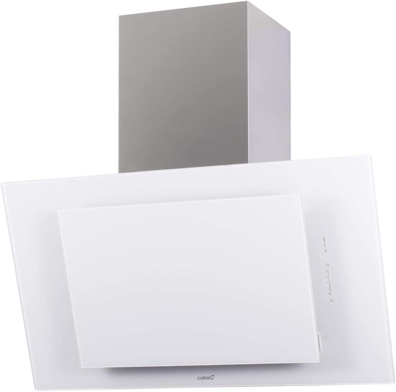 Campana decorativa Cata Thalassa 800 XG WH con 5 niveles de extracción: 356.08: Amazon.es: Grandes electrodomésticos