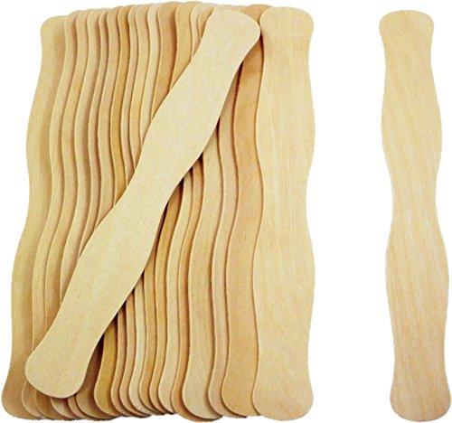 Wooden Fan Sticks - 6