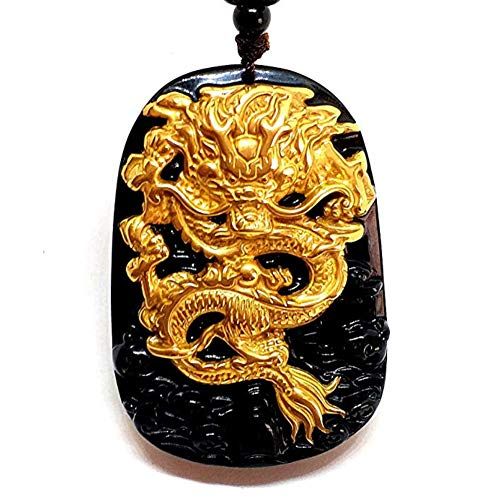 Buy jade dragon pendant necklace