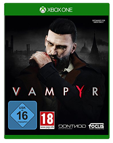 Price comparison product image Vampyr (XBox ONE)