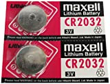 Power Tank CO2-2032 Super Scale CR2032 Battery - Pair