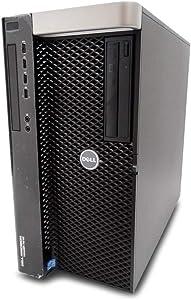Dell Precision T7910 Workstation 2X Intel Xeon E5-2690 V3 2.6GHz 12 Core 128GB DDR4 Memory Quadro K5000 800GB SSD Win 10 Pro (Certified Refurbished)