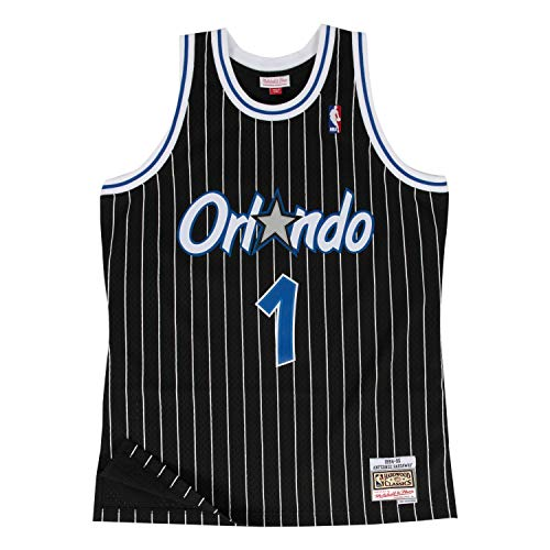 Mitchell & Ness Orlando Magic Anfernee Penny Hardaway 1994 Alternate Swingman Jersey (Medium) ()