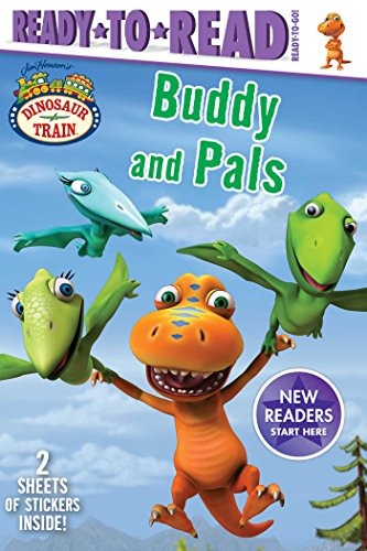 Sauropod Dinosaurs - Buddy and Pals (Dinosaur Train)