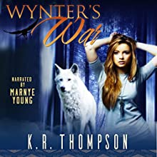 Wynter's War: The Keeper Saga, Book 4 Audiobook by K.R. Thompson Narrated by Marnye Young