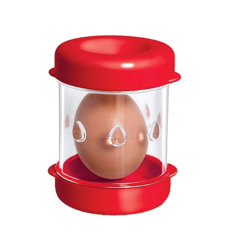 XSM Hard Boiled Eggs Peeler and Cracker Boiled Egg Shell Peeler Stripper,Shake and Peel Peeling Kitchen Tool, egg opener tool (11)
