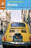 The Rough Guide to Rome, Martin Dunford, 1405389761