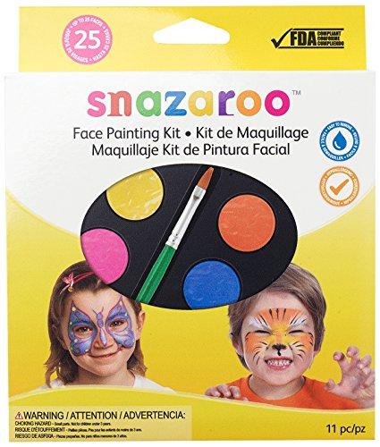 Snazaroo Face Painting Palette Unisex
