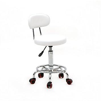 Wondrous Amazon Com Swivel Stool Chair Adjustable Height Heavy Duty Dailytribune Chair Design For Home Dailytribuneorg