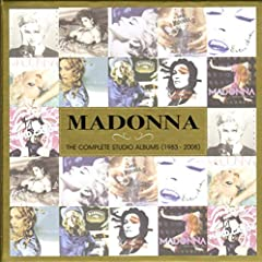Limited edition clamshell box contains 11 CDs in paper sleeves. As the world's biggest selling female artist of all time Madonna is not just the Queen of Pop but one of the most influential artists on modern music. This brilliant set is the p...