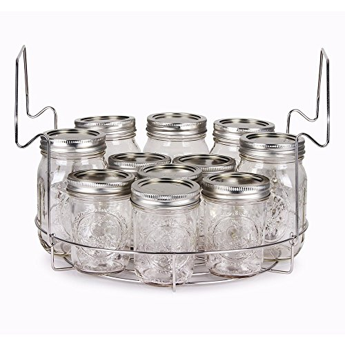 Canner with Canning Rack