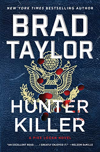 Hunter Killer: A Pike Logan Novel