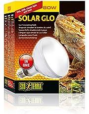Exo Terra PT2334 Żarówka Symulująca Światło Słoneczne, 80 W, Metaliczna