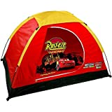 "Disney Youth 2 Pole Dome Tent with Zip ""D"" Doors, 5-Feet x 3-Feet x 36-Inch, Outdoor Stuffs"
