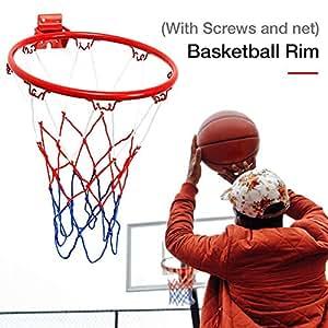 Amazon.com: Win-full - Borde de baloncesto y red de repuesto ...