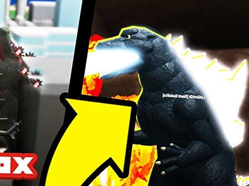 Clip: Godzilla! (Godzilla Games)