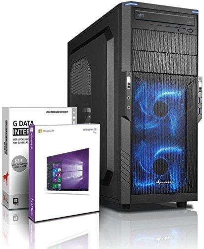 Shinobee Ultra 8-Core Gaming PC/Multimedia Desktop Computer FX 8300 8 x 4.20GHz - GeForce GTX1050 2GB DDR5 Graphics Card- 16GB DDR3-2TB HDD Hard Drive - Windows10 Pro- CD/DVD±RW burner- WiFi #5620