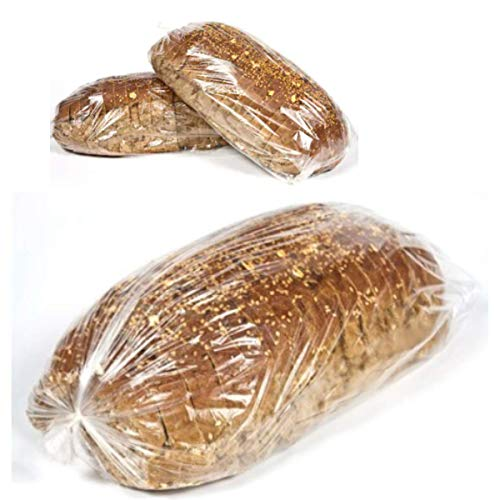 "Value Pack - Bread Loaf Plastic Bags 8"" x 4"" x 20"", 700-count"