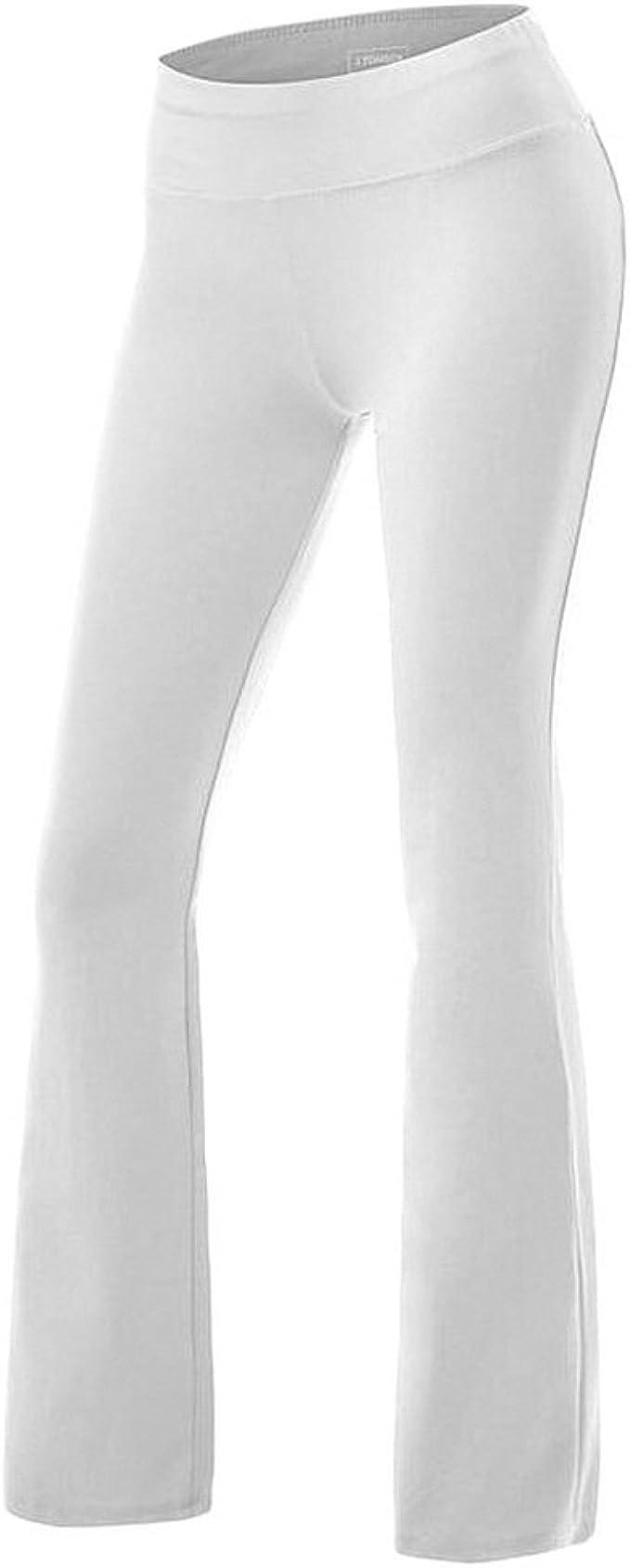 Damen Sporthose Jogginghose Freizeithose Yoga Schlaghose Stretch Trainingshosen
