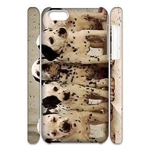 Dalmatian Unique Design 3D Cover Case for Iphone 5C,custom cover case ygtg-299477