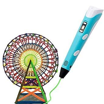 Mixtecc - Bolígrafo 3D, impresión de impresora 3D, lápiz de dibujo ...