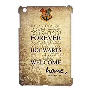 YUAHS(TM) Custom 3D Cover Case for Ipad Mini with Harry Potter quote YAS928162