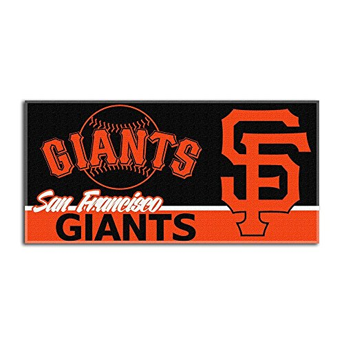Northwest The Company MLB San Francisco Giants Short Stop Oversized Beach Towel, 34-Inch by - San Francisco Shorts Mens Giants