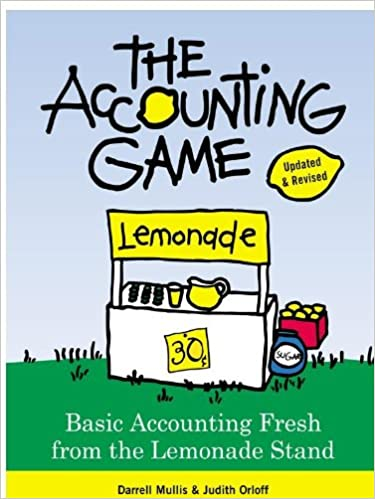 Amazon.com: The Accounting Game: Basic Accounting Fresh from the ...