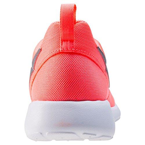 Nike Barna Roshe En Se (gs) Løpesko Lava Glød / Kul Grå / Hvit