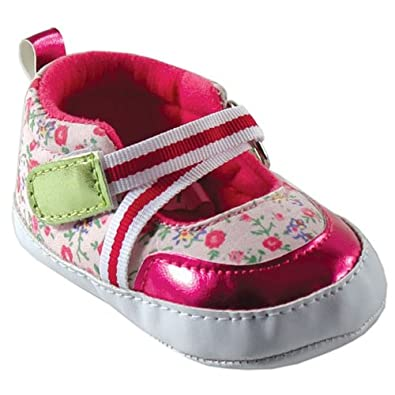 Amazon.com   Girl Colorful Print Shoe   Shoes