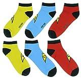Star Trek Uniform Socks Command, Science, Engineering - 3 Pair