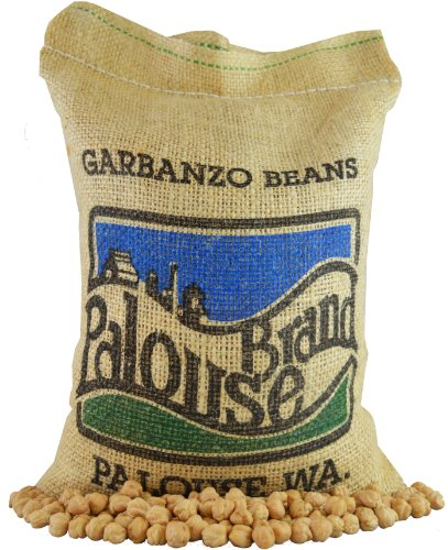 Non-GMO Project Verified Garbanzo Beans | 100% Non-Irradiated | Certified Kosher Parve | USA Grown | Field Traced (We tell you which field we grew it in)