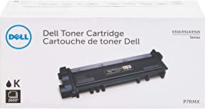 Dell PVTHG (P7RMX) Toner Cartridge, Black
