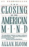 """""""The Closing of the American Mind"""" av Allan Bloom"""