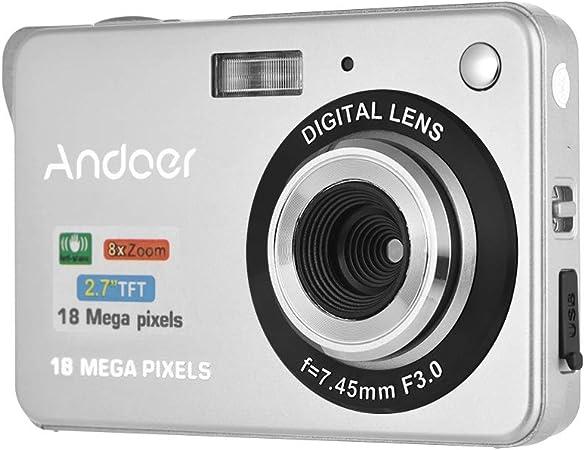Andoer 18m 720p Hd Digitalkamera Video Camcorder Mit 2 Elektronik