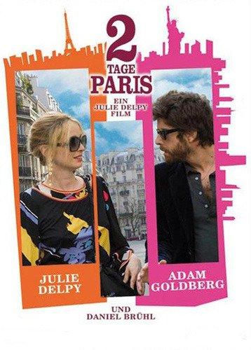 Filmcover 2 Tage Paris