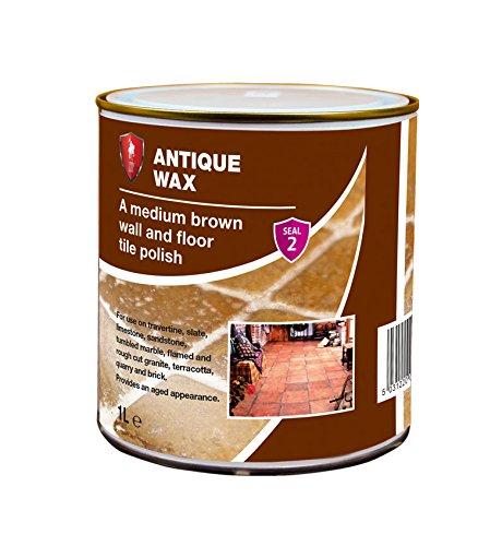LTP Antique Wax 1 Litre - medium brown ageing wax