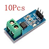 10Pcs 30A New Range Current Sensor Module Board For ACS712