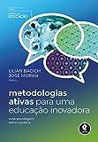 capa de Metodologias Ativas Para Uma Educação Inovadora