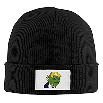 Trump Unstumpabble Spoof Men Women Beanie Hat, Skull Cap ( 4 Colors )