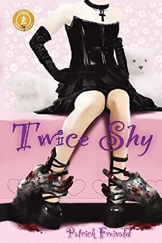 book cover of Twice Shy