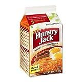 Hungry Jack Potatoes, Premium Cheesy Hashbrown, 4.2 oz (Pack of 8)
