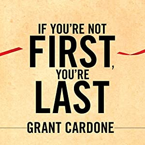 If You're Not First, You're Last | Livre audio