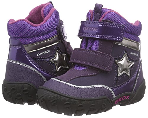 Pictures of Geox B Gulp Girl ABX 2 Boot ( Prune 7 M US Toddler 4