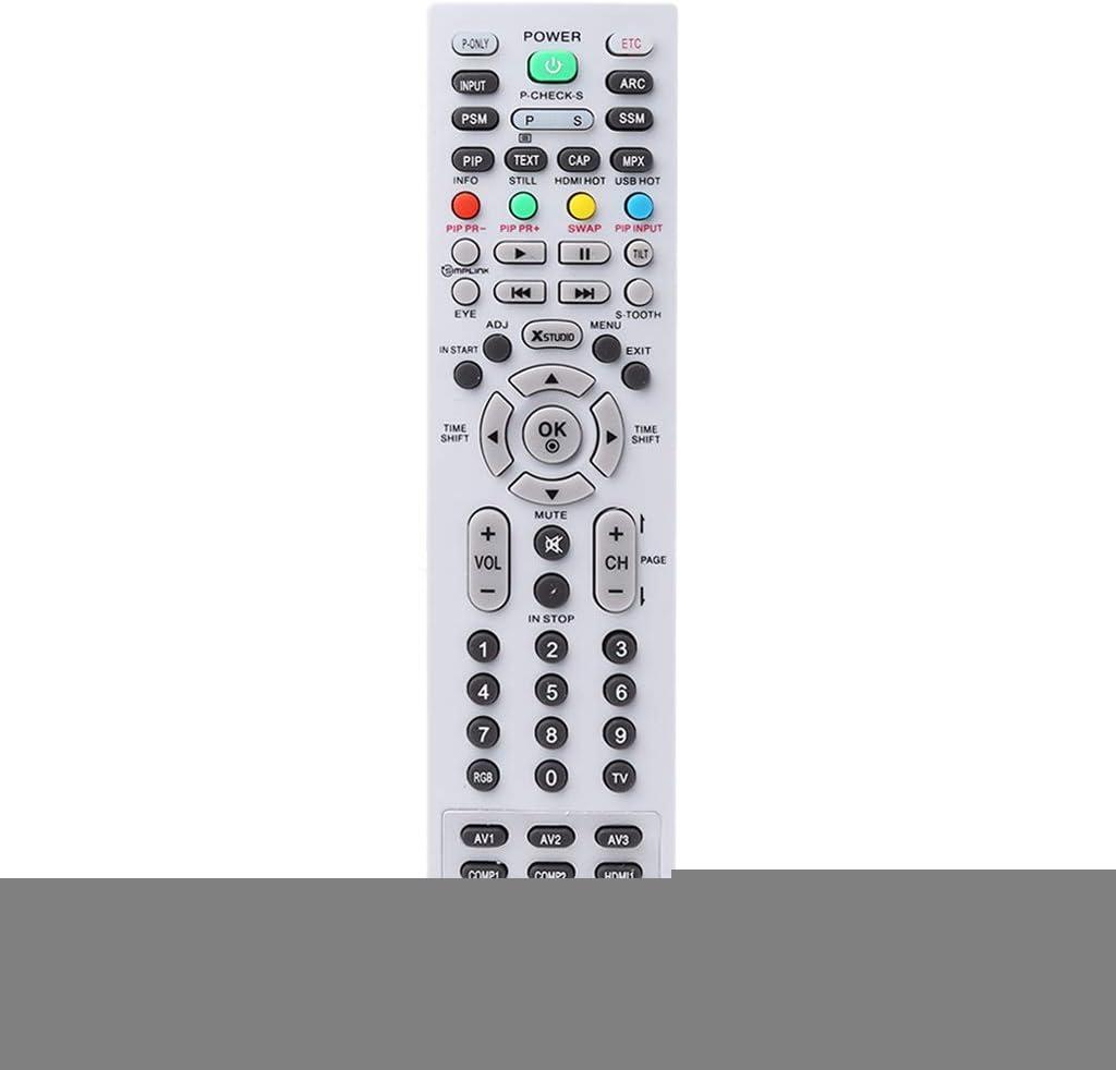 Zripool MKJ39170828 - Mando a distancia de repuesto para televisor ...
