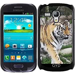 Funda para Samsung Galaxy S3 Mini (GT-I8190) - Toony Tigre by More colors in life