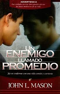 Un enemigo llamado promedio / An Enemy Called Average (Spanish Edition)